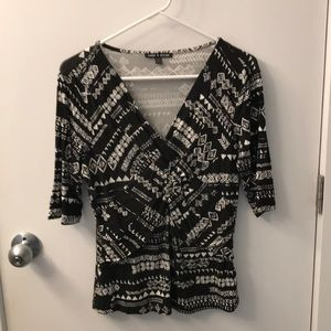 Cable and Gauge women's top.